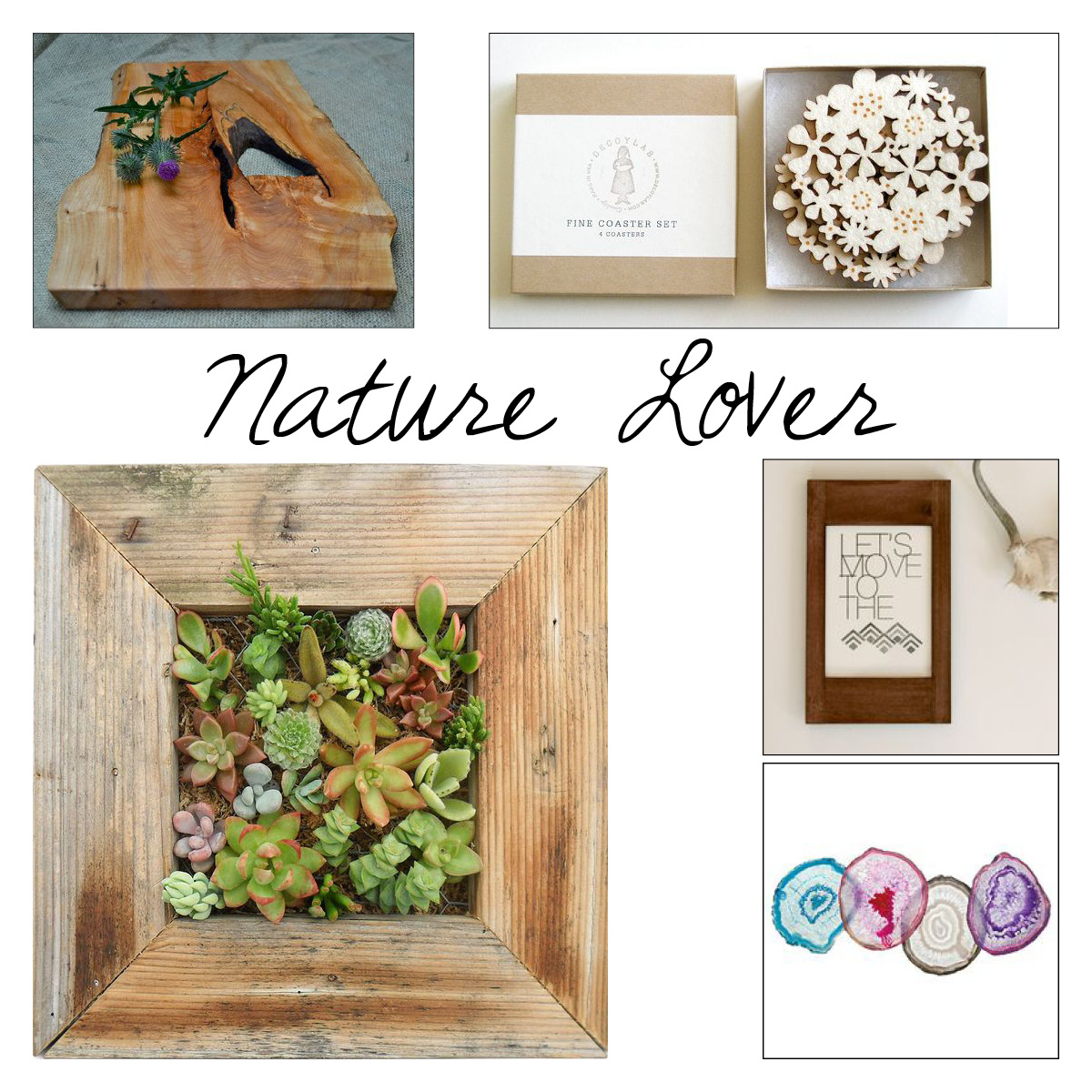 Nature Lover Gift Guide
