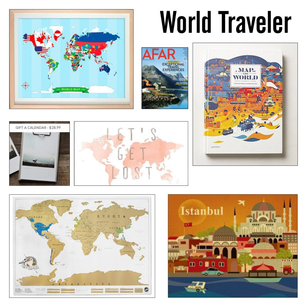 World Traveler Gift Guide: My Top 11 Presents