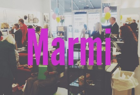 Marmi Store Easton Opening & Giveaway