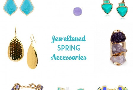 8 Jewel-toned Spring Accessories
