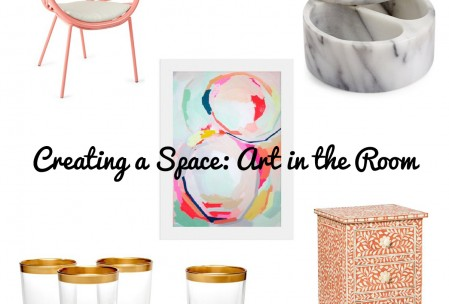 Creating a Space: Art in the Room