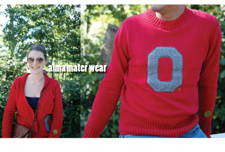 Fall Style: Alma Mater Wear Sweaters