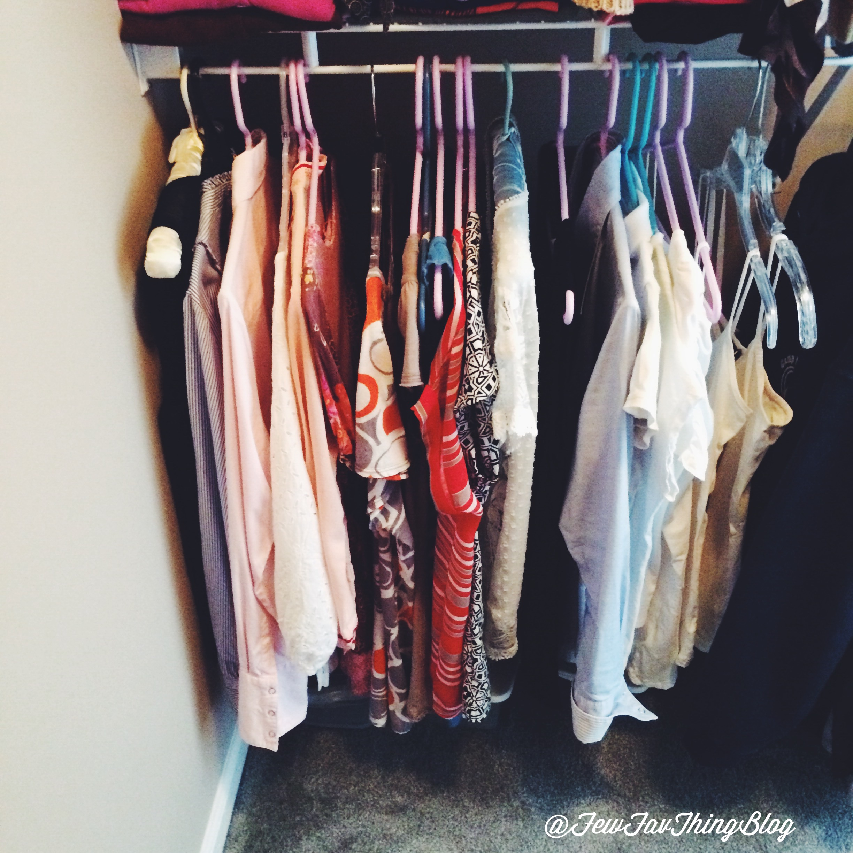 Creating a Capsule Wardrobe: Part 2