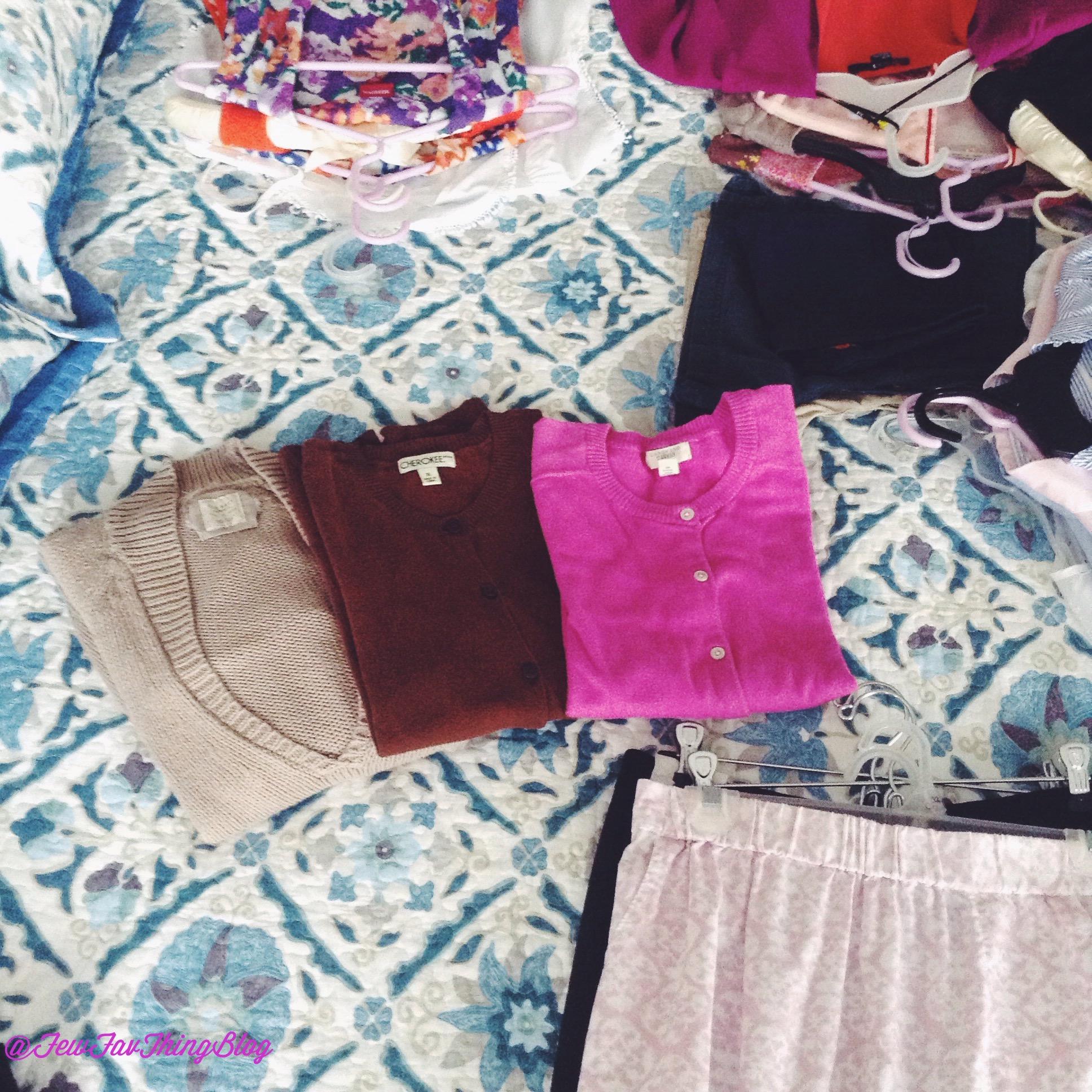 Capsule Wardrobe on A Few of My Favorite Things