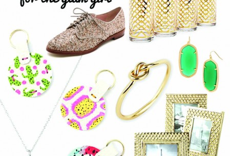 Gift Guide for the Glam Girl 2.0