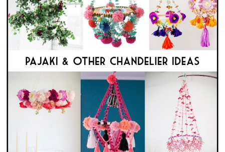 Pajaki and Other Chandelier Ideas