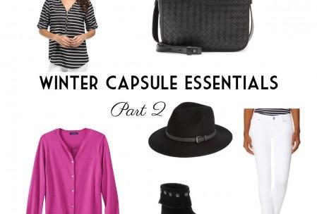 5 More Winter Essentials