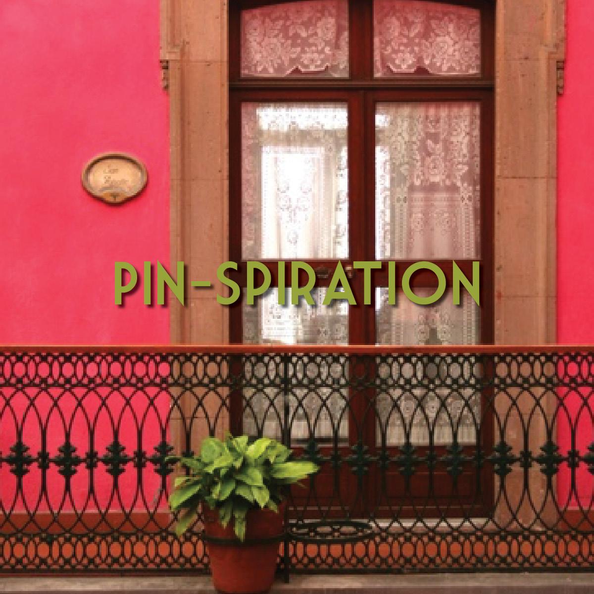 Pin-spiration