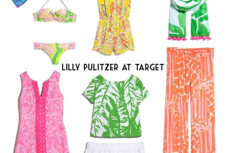 Lilly Pulitzer at Target (my picks)