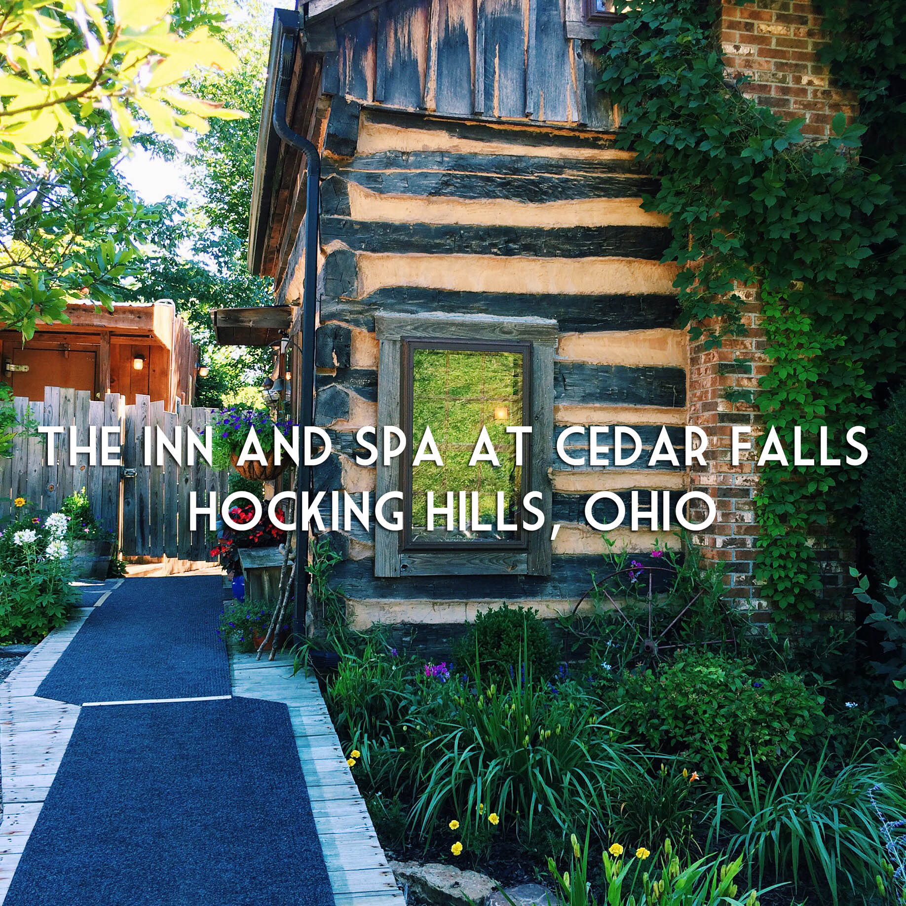 Inn and Spa at Cedar Falls