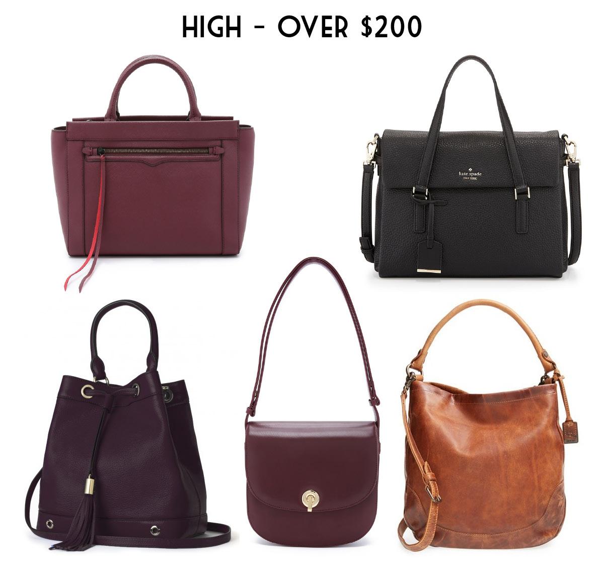 Fall 2015 Bags