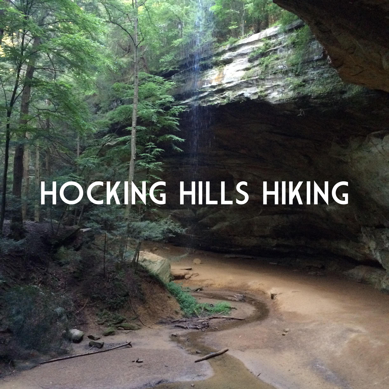 Hocking Hills Hiking