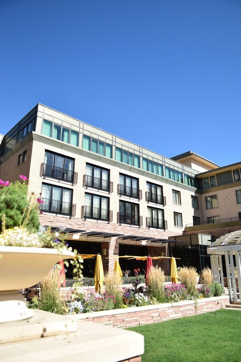 St Julien Hotel Boulder