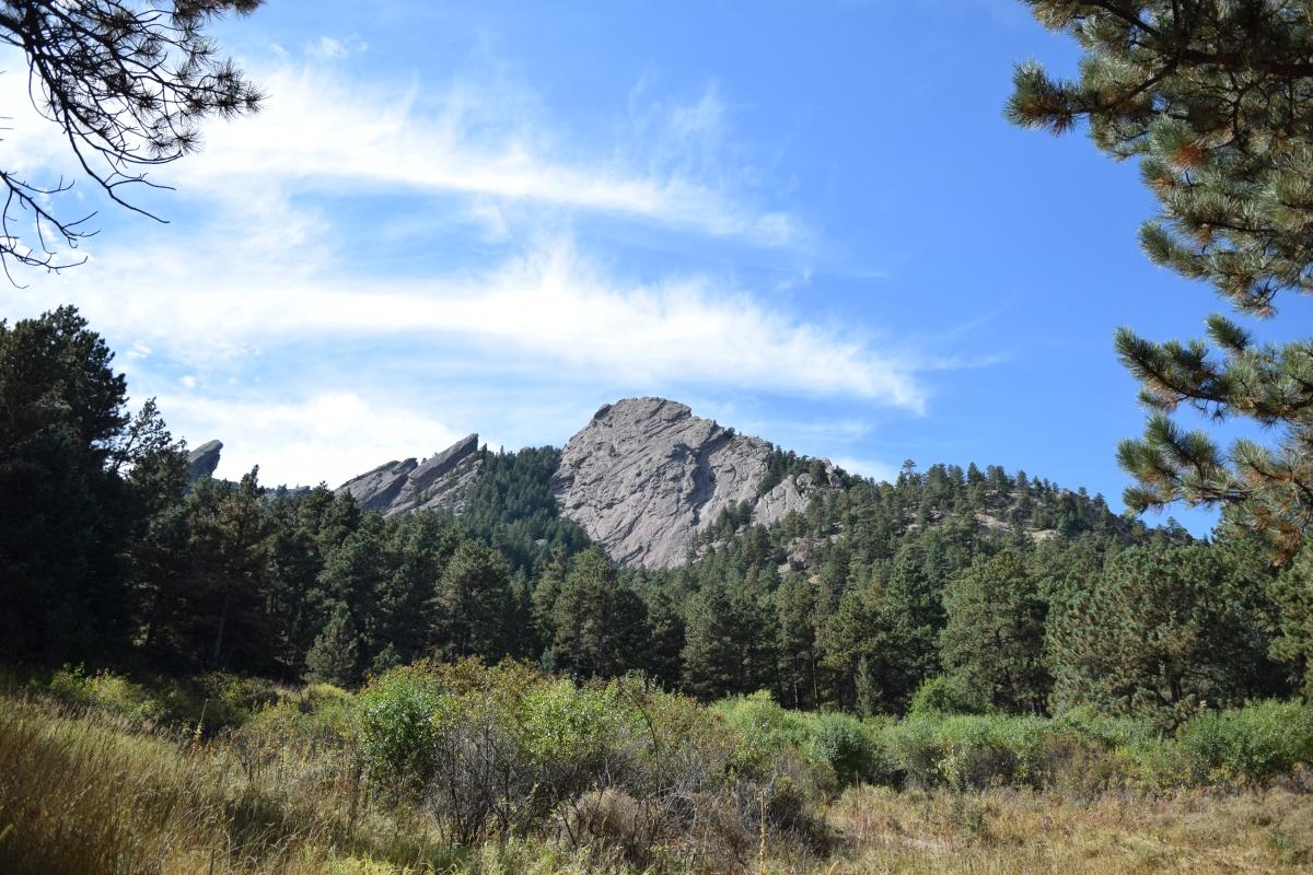 Chautauqua Park Boulder