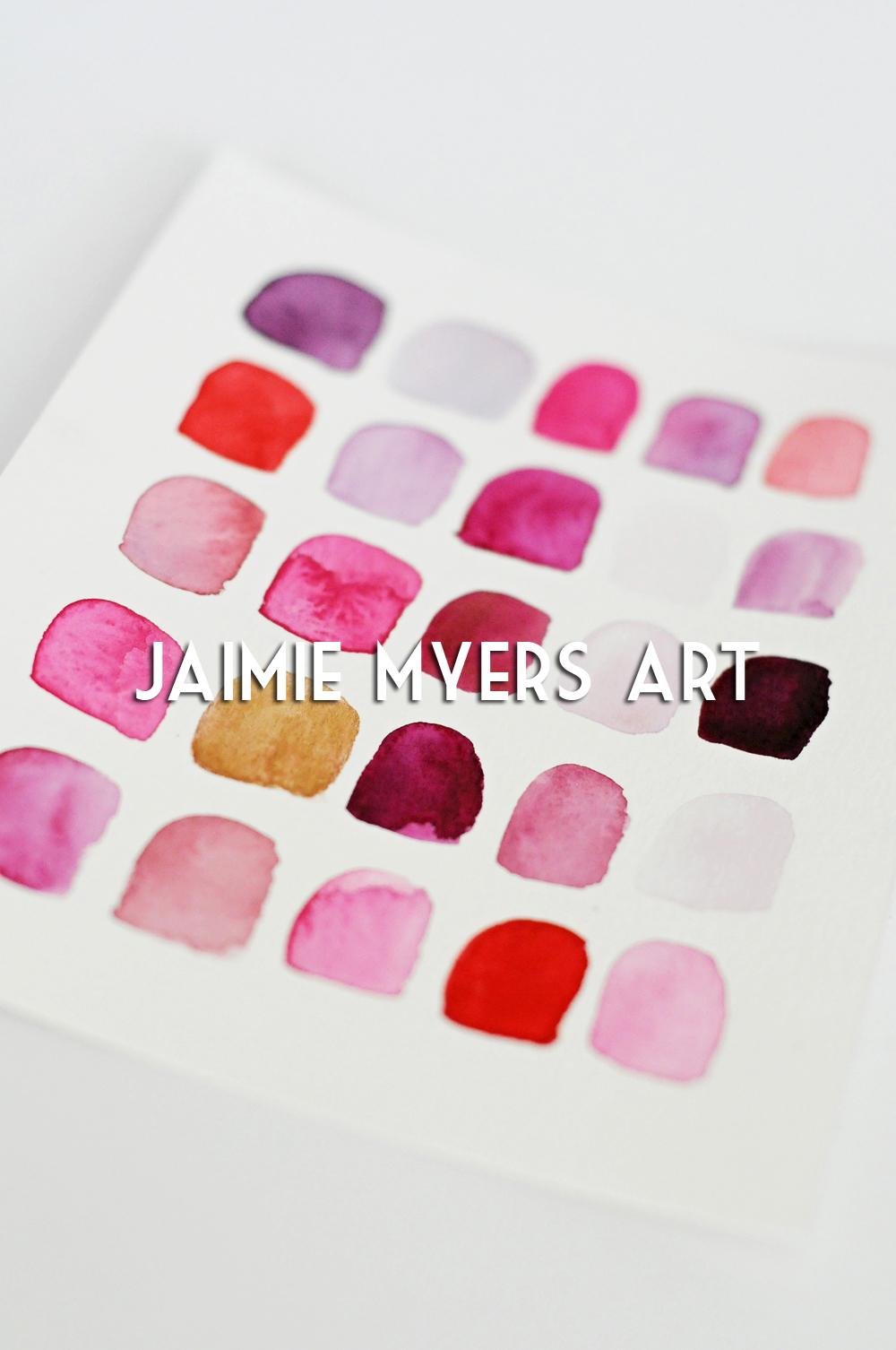 Jaimie Myers Art