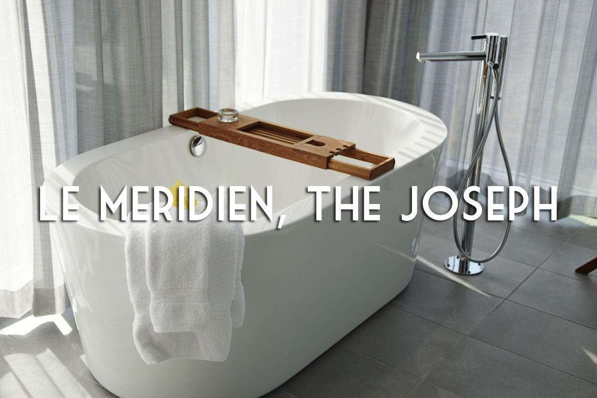 Spa Suites at the Joseph
