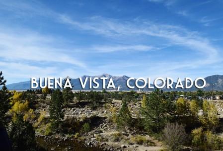 Buena Vista, Colorado Charm