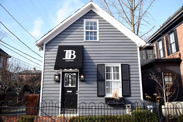 Studio B: Barre studio in Columbus, Ohio