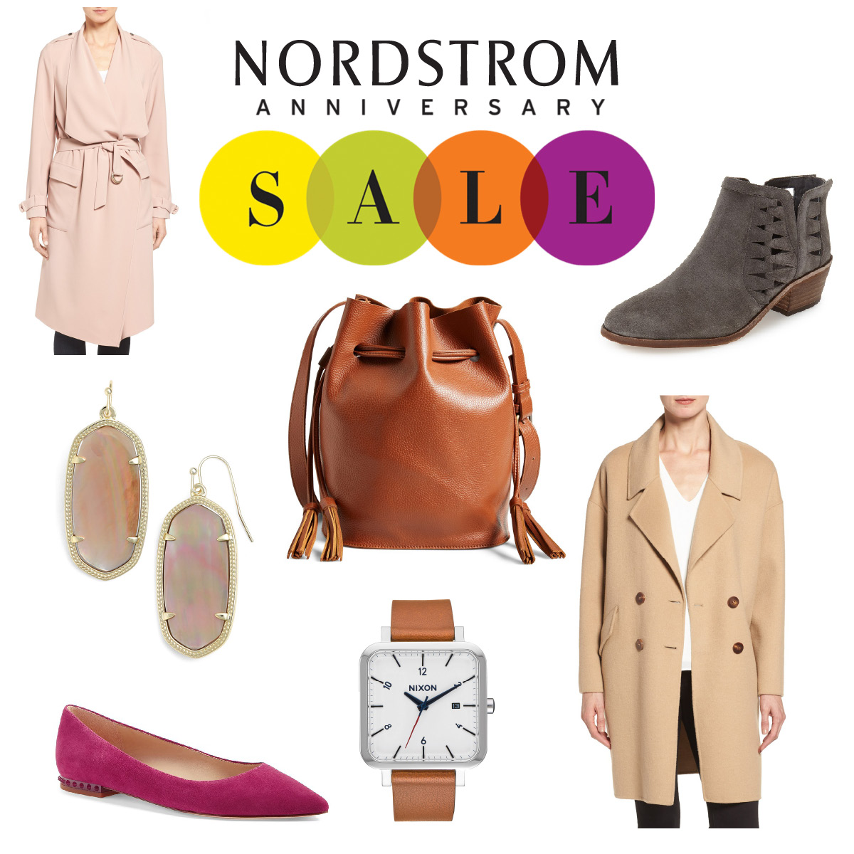 Nordstrom Anniversary Sale 2016 - see my picks