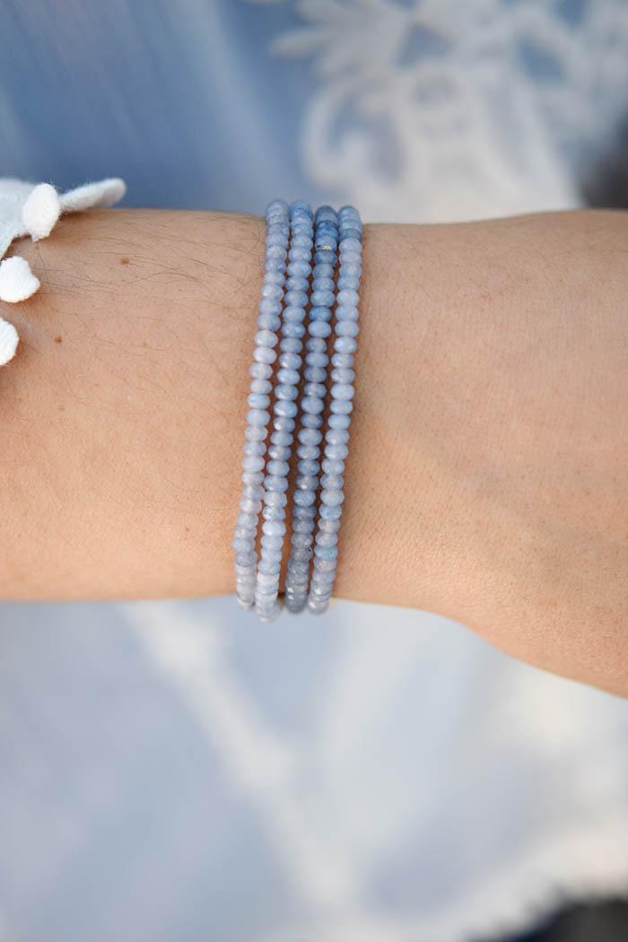 Carolyn Hearns Jewelry Handmade Jewelry Jade Bracelet AnExplorersHeart.com