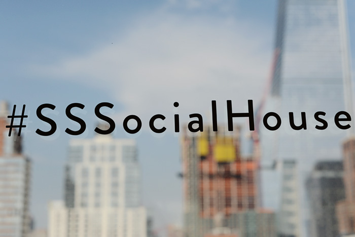 Shopstyle Social House NYFW