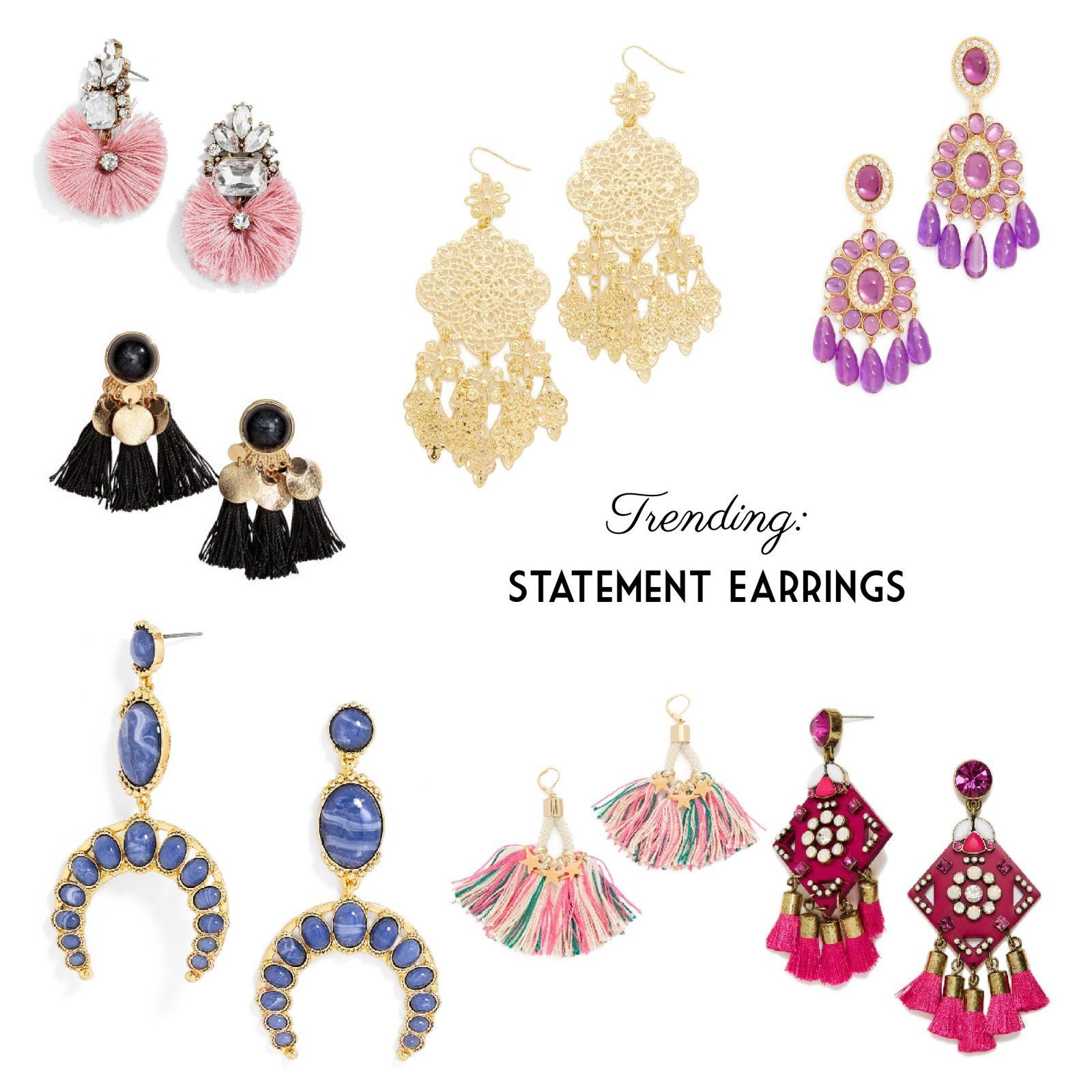 Trending Statement Earrings