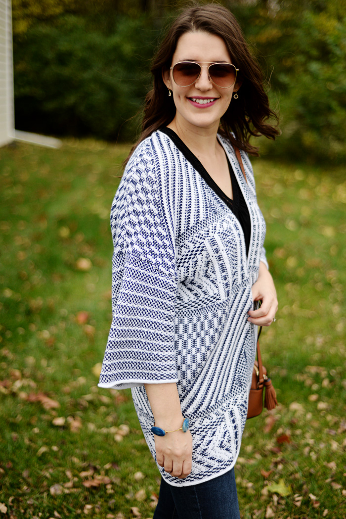How to Style a Chunky Cozy Sweater
