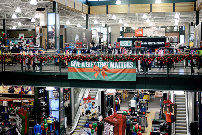 A giveaway and 7+ Gift Ideas from DICK's Sporting Goods