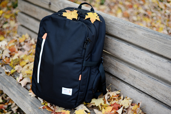Just Porter Hazen Professional Backpack on AnExplorersHeart.com