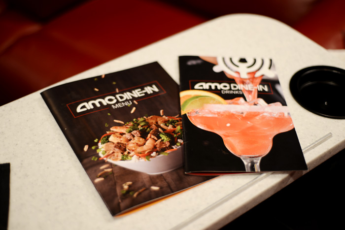 AMC Dine-In Theatre Easton Town Center on AnExplorersHeart.com