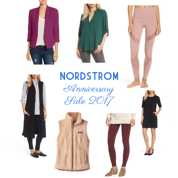 Nordstrom Anniversary Sale 2017 on AnExplorersHeart.com
