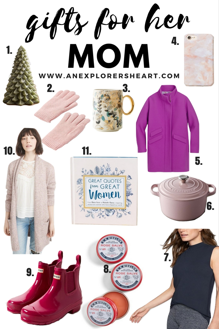 What to Buy Mom