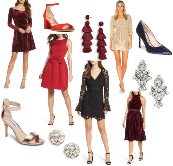 Holiday Dressing: What to Wear this Holiday Season