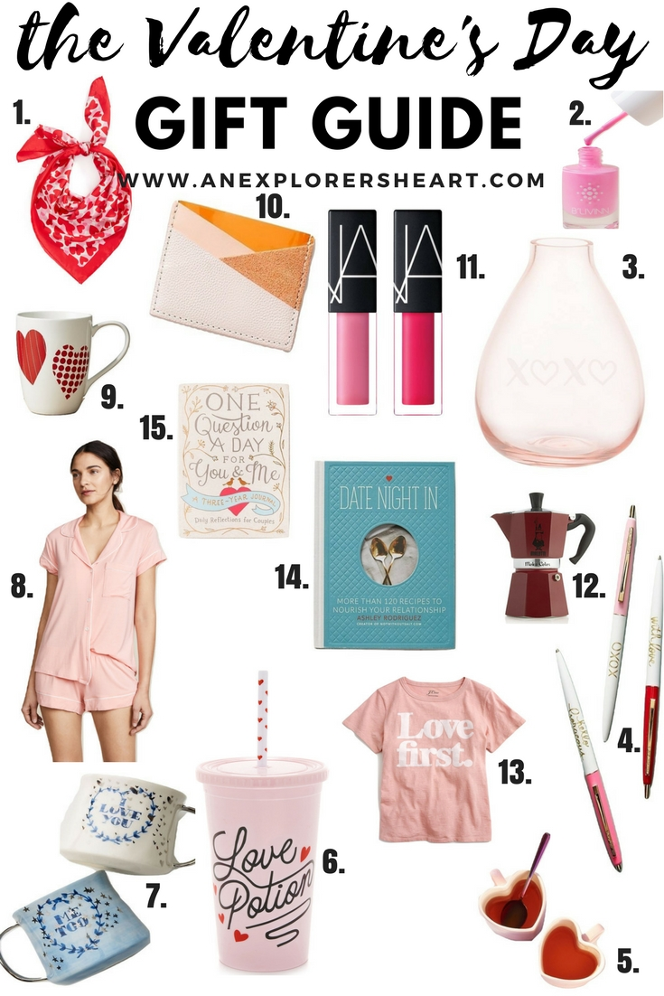 What to Give: Valentine's Day Gift Ideas