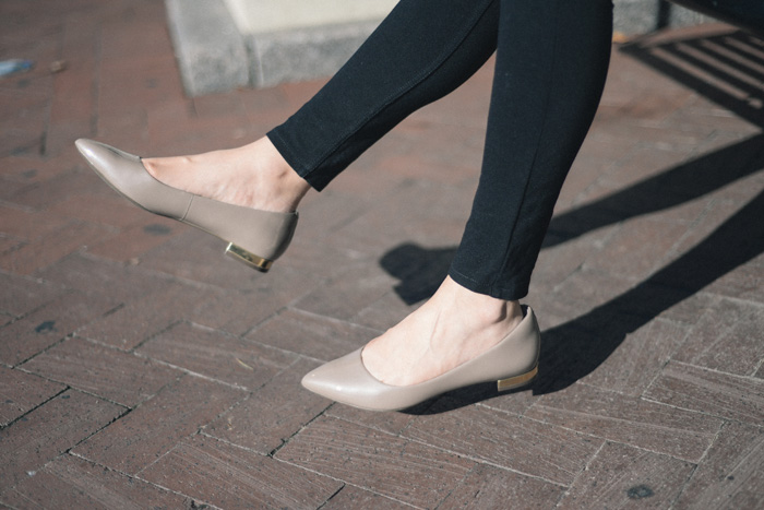 Rockport Total Comfort Adelyn Ballet Flats on AnExplorersHeart.com