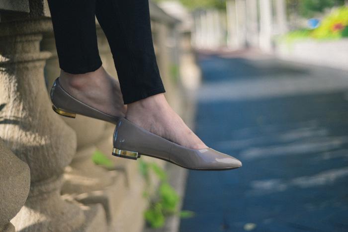 Rockport Total Comfort Adelyn Ballet Flats on AnExplorersHeart.com